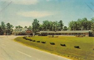 London Kentucky Laurel Lodge Motel Street View Vintage Postcard K825824