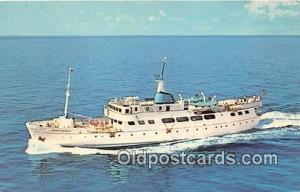 MS Grand Bahama West End, Grand Bahama Ship Postcard Post Card West End, Gran...