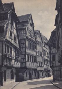 Die Pflanzbadgasse, Strassburg (Bas Rhin), France, 1900-1910s