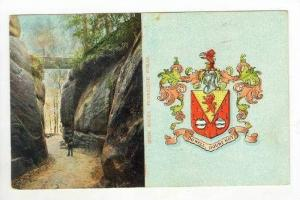 High Rocks, Tunbridge Wells, Uk, PU-1910