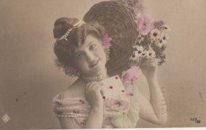 RP: Female Portrait , 1900-10s : #11