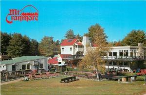 North Conway NH~Mt Cranmore~Base Station~Skimobile~1950s Pepsi Bottle CapSign