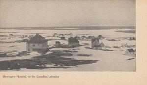 LABRADOR , Canada , 1900-10s ; Harrington Hospital