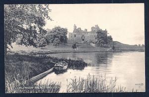 Linlithgow Palace & Loch West Lothian Scotland unused c1920
