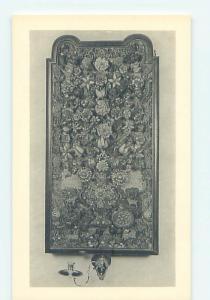 Antique Quill Work At Museum Winterthur - By Wilmington Delaware DE hr0961