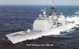 U S S Philippine Sea (CG-58)