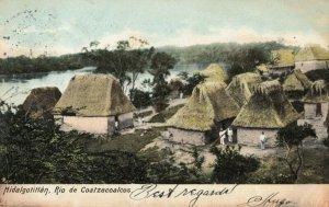 HIDALGOTITLAN , Mexico , 1907 ; Rio De Coatzacoalcos