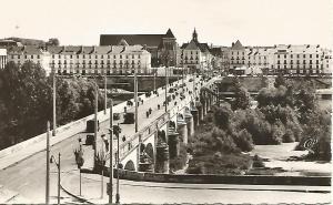 Postal 51166: TOURS - Puente de Piedra