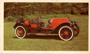 1916 Stutz Bearcat (Not a Postcard)