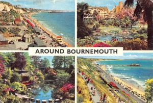 Around Bournemouth multiviews Album Chine The Lily Pond Central Gardens