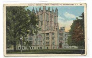 Thompson Memorial Library, Vassar College, Poughkeepsie, New York, 00-10s