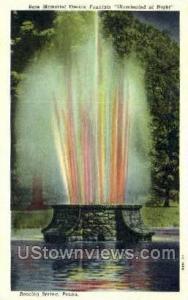Bare Memorial Electric Fountain -pa_r_0016