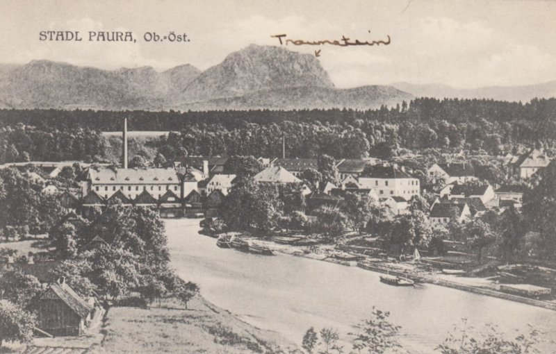 Stadl-Paura , Austria , 00-10s ; Ob.-Ost.