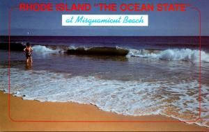 Rhode Island Misquamicut Beach Bikini Capitol Of The World