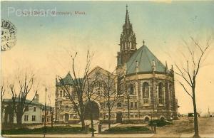 MA, Worcester, Massachusetts, New Church