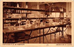 CPA Institution N.-D. De VALBENOITE Laboratoire de Chimie (665532)