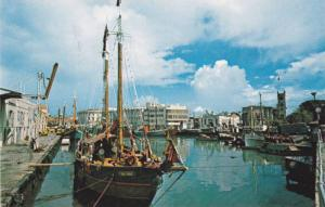 The Careenage & Parliament, Barbados, West Indies, 40-60s