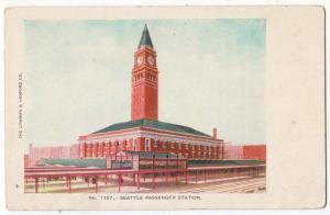 RR Station, Seattle WA