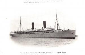R.M.S. Walmer Castle , Union-Castle Line ,