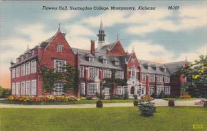 Alabama Montgomery Flowers Hall Huntingdon College