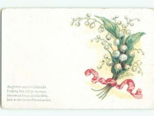 Divided-Back CHRISTMAS SCENE Great Postcard W8958