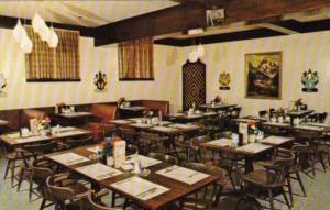 Michigan Frankenmuth Bavarian Inn Interior