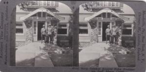 SV: Royal Canadian Police Headquarters, BANFF , Alberta , Canada , 00-10s