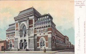 Pennsylvania Philadelphia Academy Of Fine Art