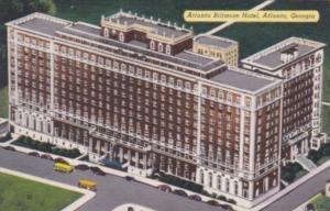 Georgia Atlanta Biltmore Hotel 1959