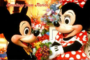 Greetings From Florida With Mickey and Minnie Mouse 2005