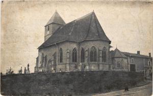 CPA L'eglise de Genicourt-sur-Meuse (255034)