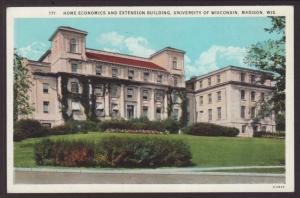 Home Economics,University of Wisconsin,Madison,WI Postcard
