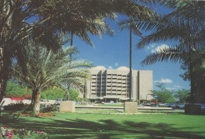 Muscat Intercontinental Hotel Oman Postcard