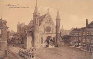 's-Gravenhage, Binnenhof met Ridderzaal, South Holland, Netherlands, 00-10s