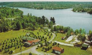 Moonlight Bay Camp, R.R. #1, Ruttler,  Ontario,  Canada,  40-60s