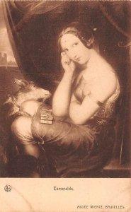 Esmeralda Belgium Unused