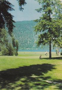 Sunshore Golf Club , Little Shuswap Lake , CHASE , B.C. , Canada , 50-70s