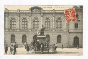 Le Musee, La Statue De Luennec, Quimper (Finistère), France, PU-1910