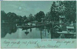 18145 - Ansichtskarten VINTAGE POSTCARD - Deutschland GERMANY - Eberswalde 1901