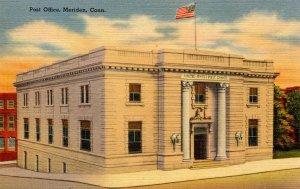 CT - Meriden. US Post Office