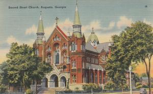 AUGUSTA , Georgia , 30-40s; Sacred Heart Church
