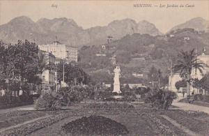 MENTON , France , 00-10s : Les Jardins du Carei