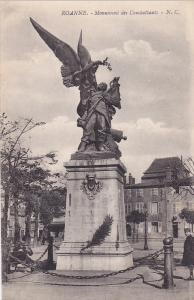 Roanne (Rouana in Arpitan), Loire department , France , 00-10s ; Monument des...