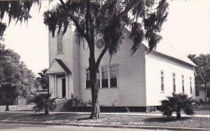 Methodist Church Inverness Florida Real Photo