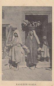 Kashmir Girls , India , 1901-07