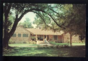 St Simons Island, Georgia/GA Postcard, Visitors Center