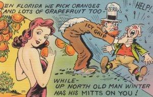 Florida or Up North? , 1950