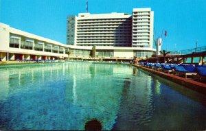 Florida Miami Beach Deauville Hotel