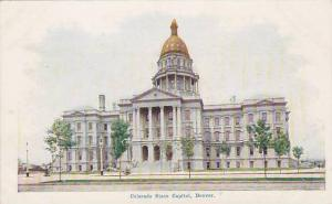 Colorado State Capitol, Denver, Colorado, 1900-1910s