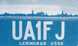 Leningrad , USSR , 40-60s